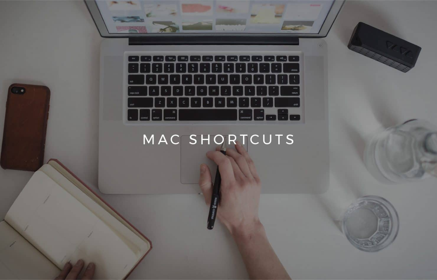 Handy Mac Keyboard Shortcuts Everyone Needs to Know