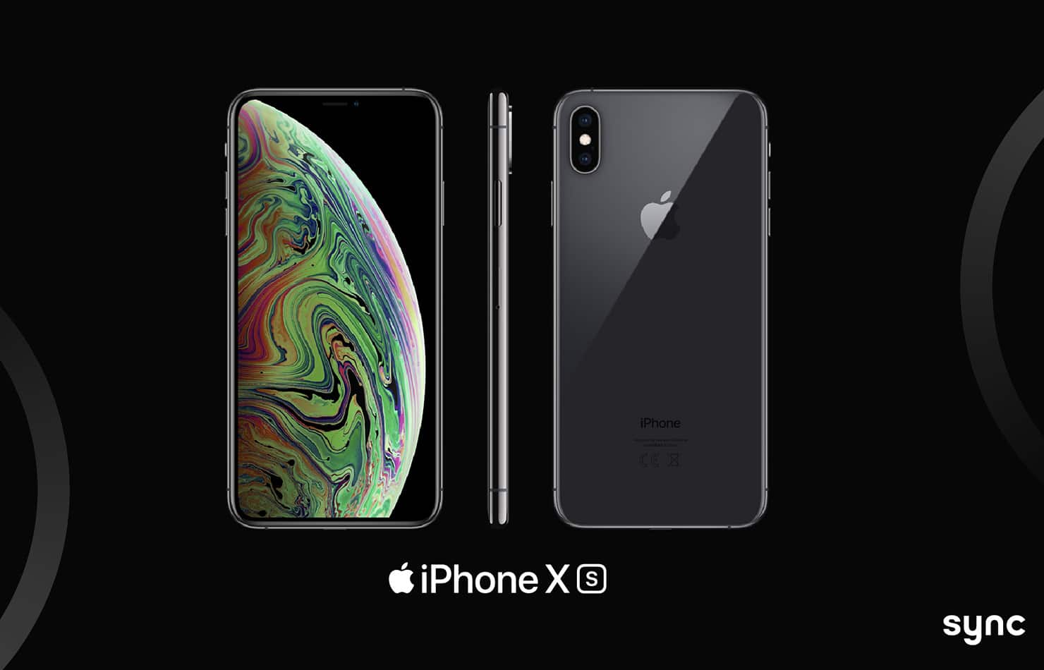 The new iPhone Xs and iPhone Xs Max