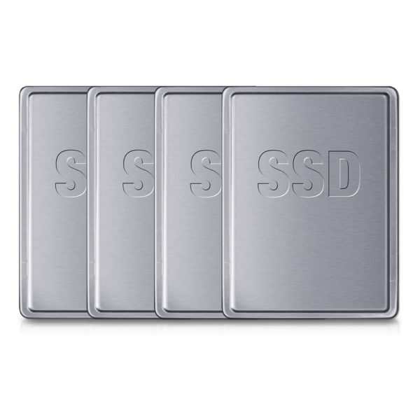 512GB Solid-State Drive Kit for Mac Pro