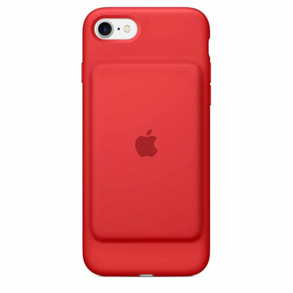 iPhone 7 Smart Battery Case - Red