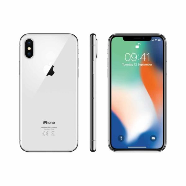 iPhone X - Silver