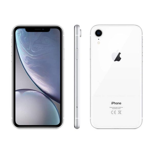 iPhone XR - White