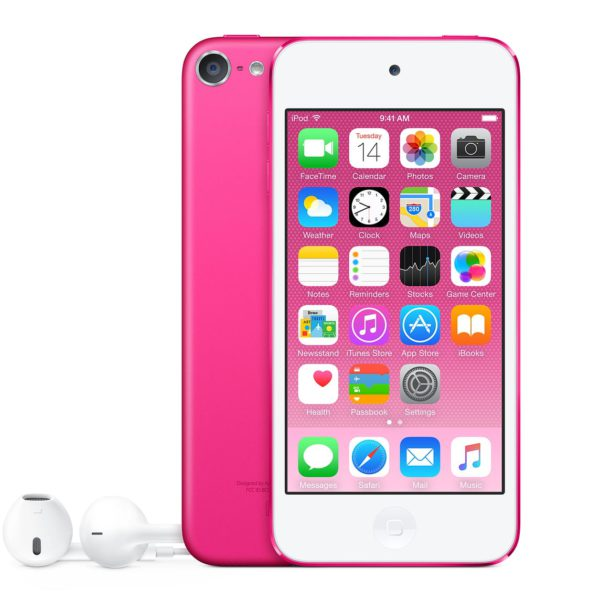 iPod touch - Pink