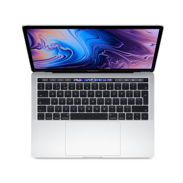 "Apple MacBook Pro 13"" - Touch Bar and Touch ID - Silver"