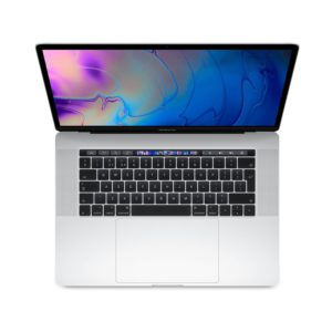 "Apple MacBook Pro 15"" - Touch Bar and Touch ID - Silver"
