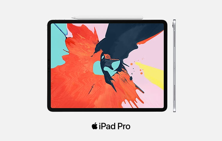 iPad Pro and accessories