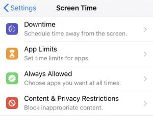 How to set up parental controls for iPhone and iPad