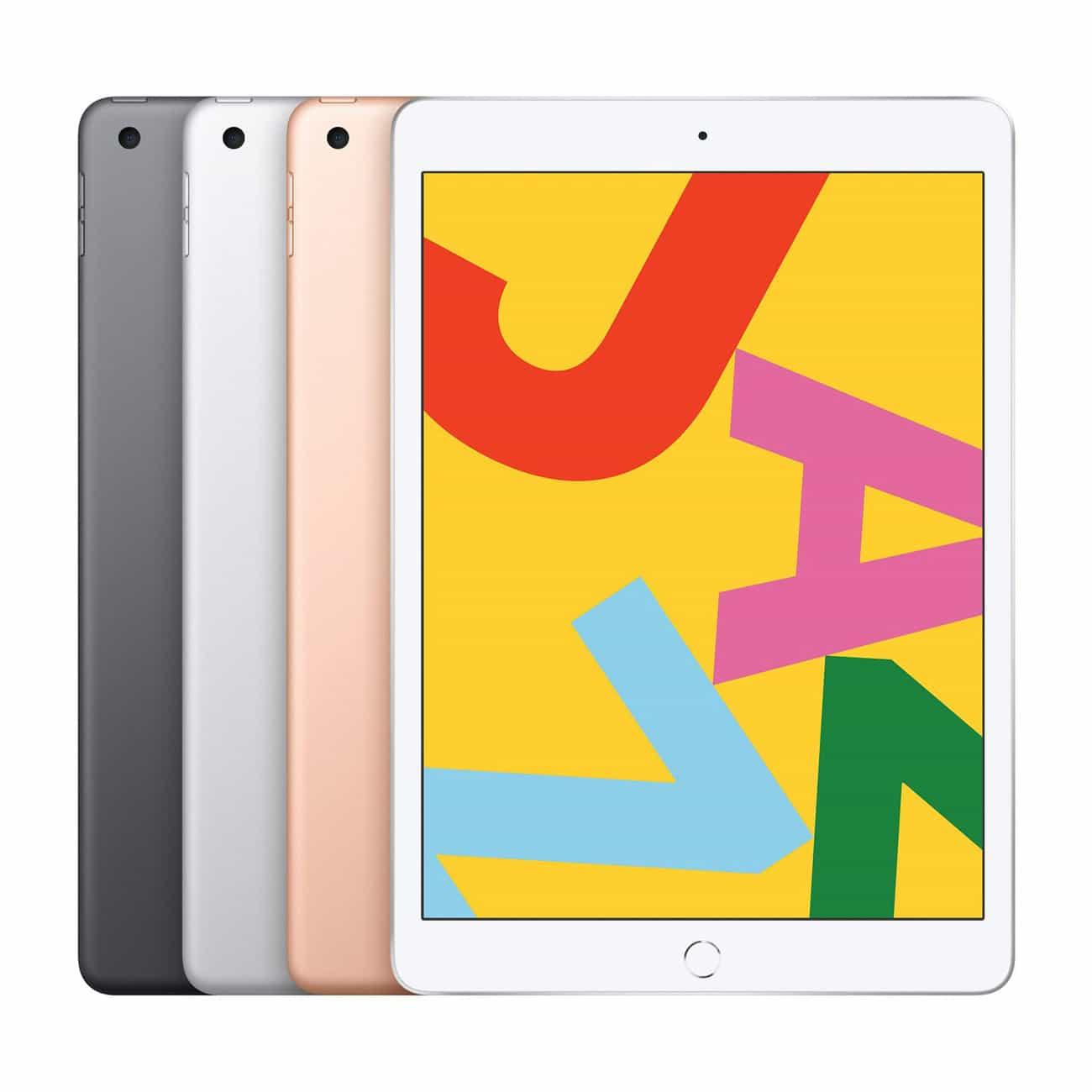 iPad 7th Gen family - category