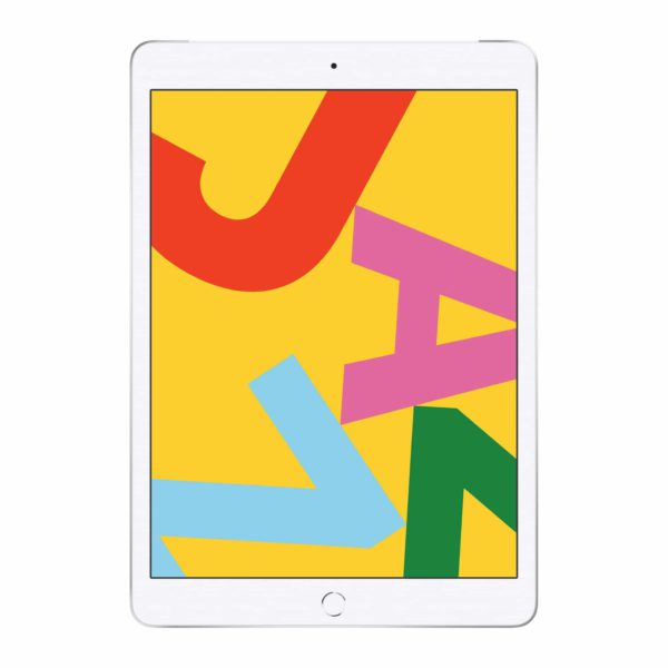 iPad 7th Gen - silver