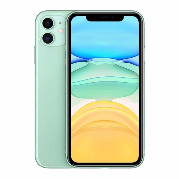 iPhone 11 - green