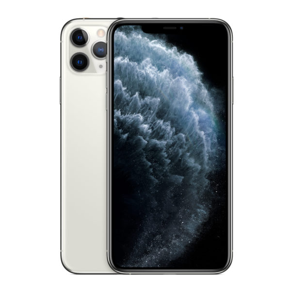 iPhone 11 Pro Max - silver