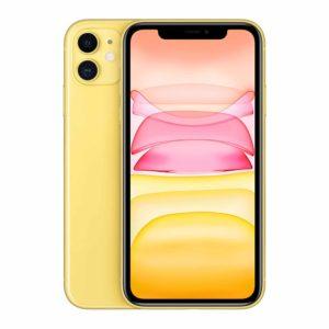 iPhone 11 - yellow