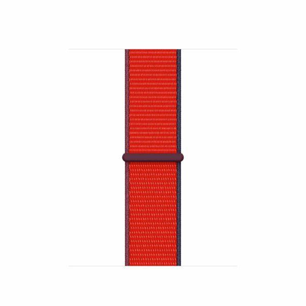sport loop product red