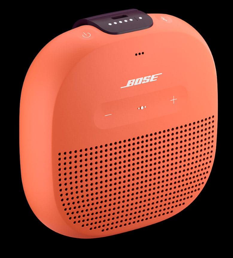 Bose SoundLink Micro Bluetooth Speaker - Orange