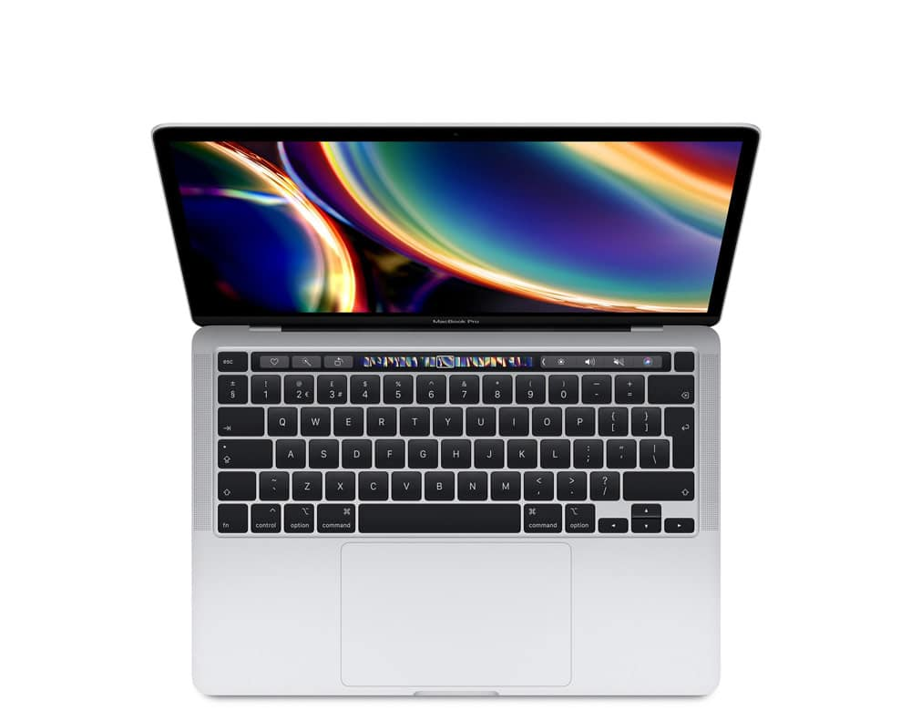 MacBook Pro touch 13inch Silver