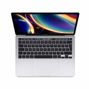 Apple MacBook Pro 13″ – Touch Bar and Touch ID – Silver