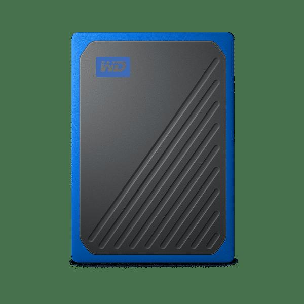 Western Digital My Passport Go SSD Portable USB 3.0 Drive