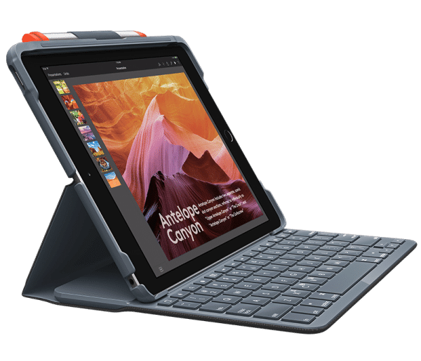 Logitech Slim folio iPad 10.2""