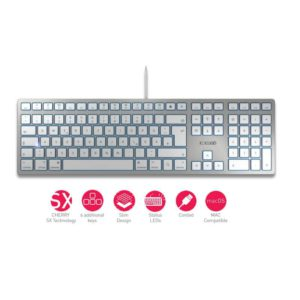 Cherry Wired Keyboard Mac
