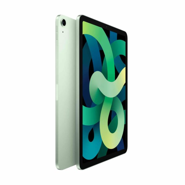 iPad Air - green