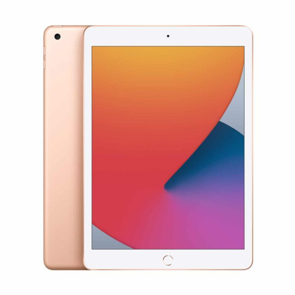 iPad 8th Gen gold