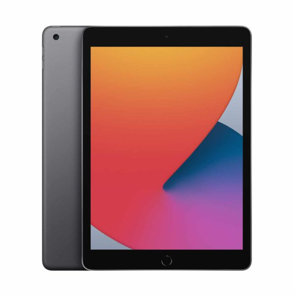 iPad 8th Gen space grey