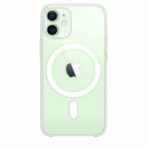 iPhone 12 mini Clear Case with MagSafe