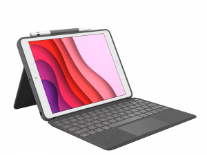 iPad Keyboard Case Logitech Combo Touch