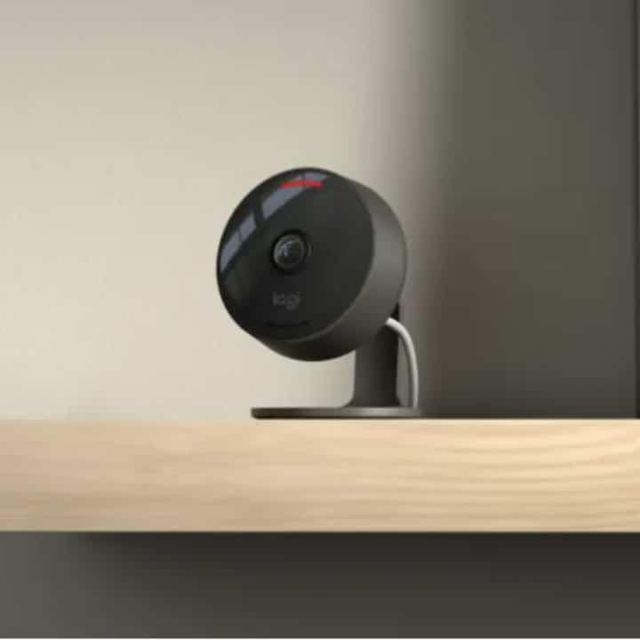 Circle security camera