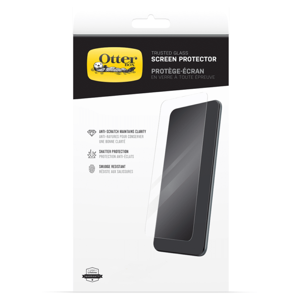 OtterBox Trusted Glass Screen protector for iPhone 12 mini