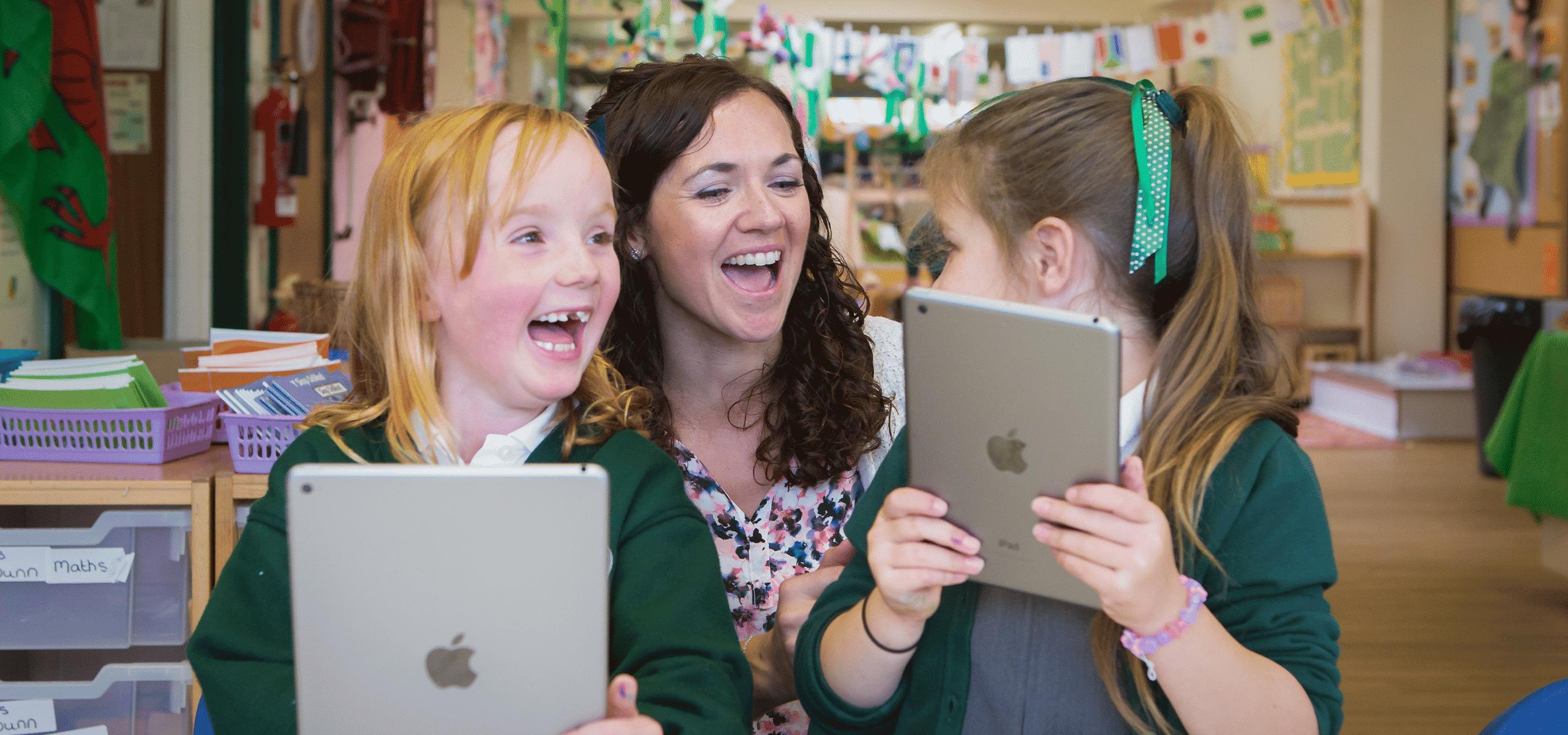 Trust Innovation Programme iPad 1:1