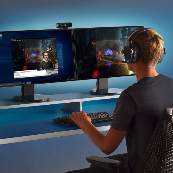 BRIO Stream Ultra HD Pro Webcam