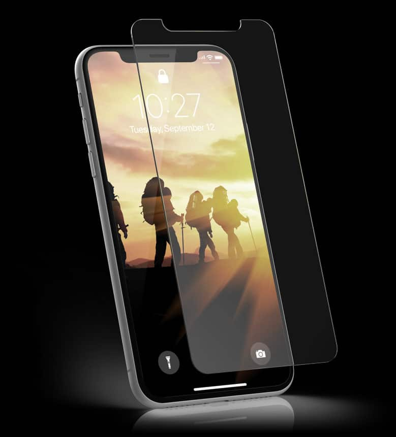 UAG Glass for iPhone