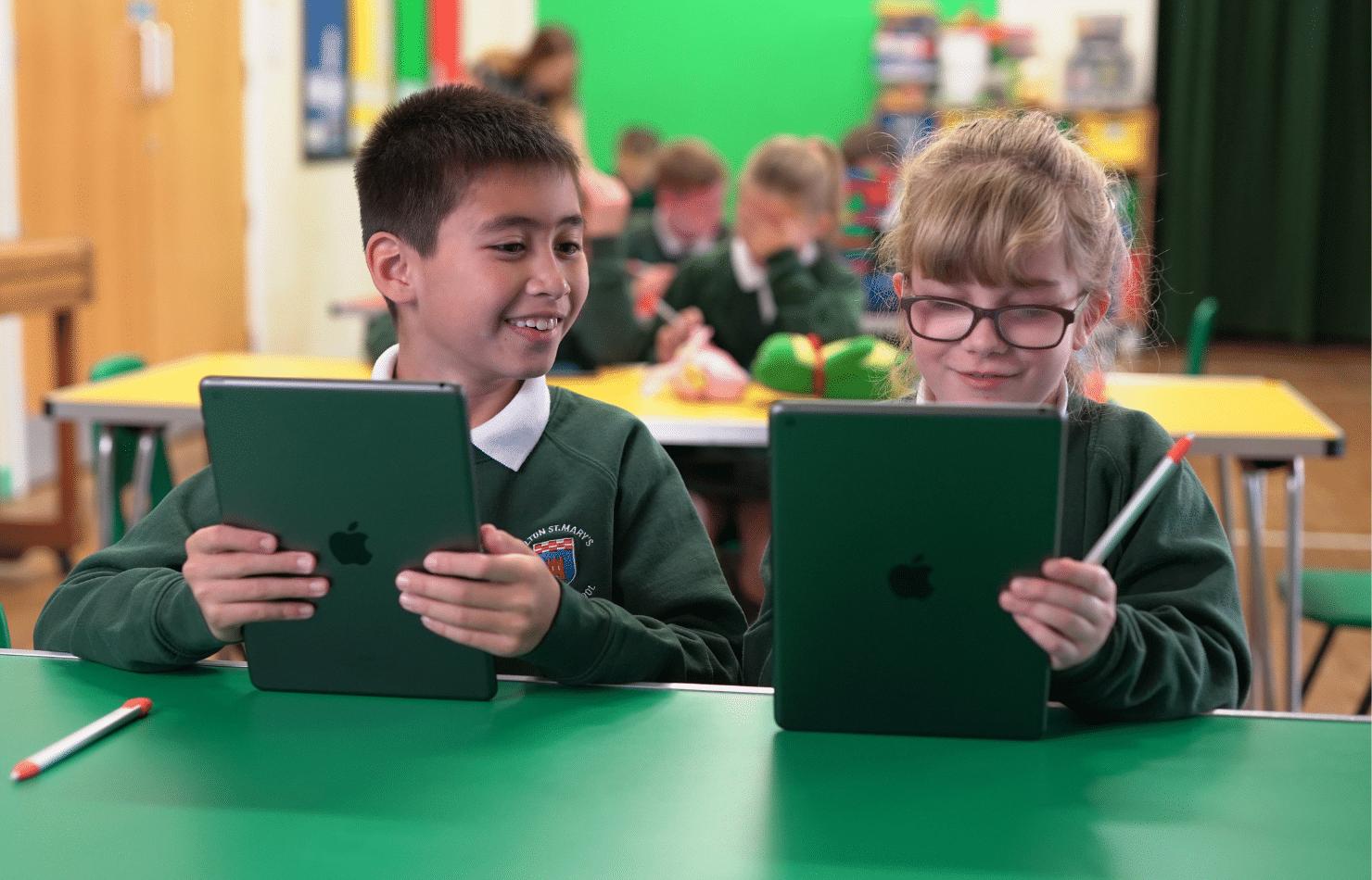 Apple, iPad, Sync