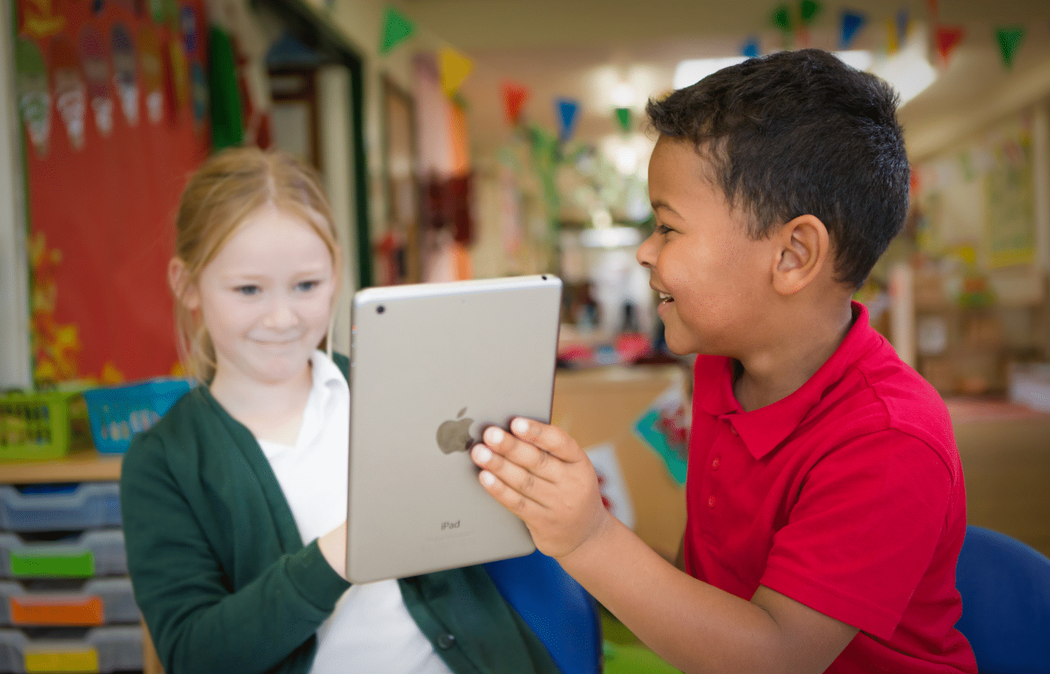 Apple in Education, iPad, Primary