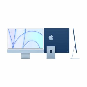 iMac 24-inch - Blue