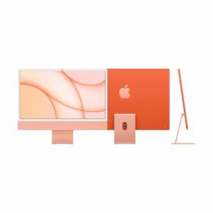 iMac 24-inch - Orange