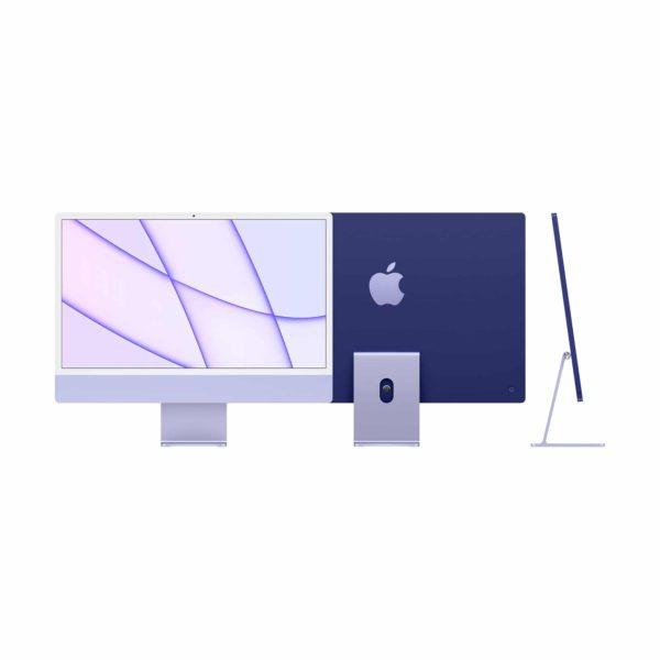 iMac 24-inch - Purple