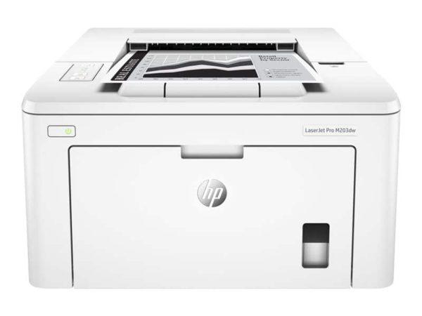 HP LaserJet Pro M203dw Printer - G3Q47A#B19