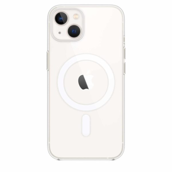 iPhone 13 Clear Case with MagSafe